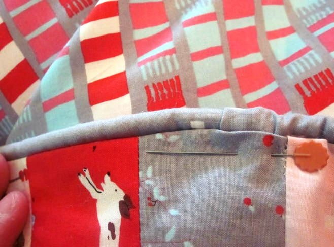 сшивание ткани