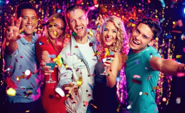 Тематики для вечеринок в ночном клубе девичник в москве клуб