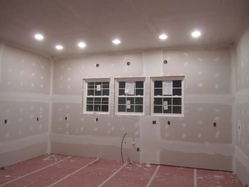 paint drywall 5