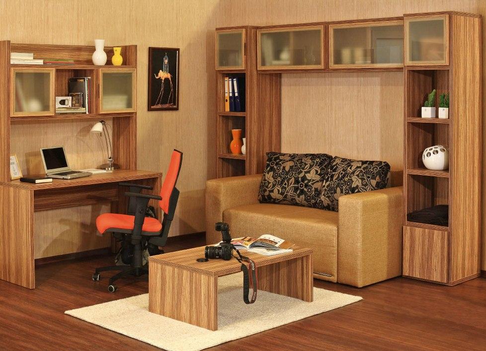 Домашний кабинет для работы