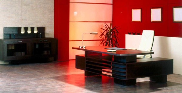 Мебель для кабинета в доме или квартире подбирают с учетом стилистики остальных помещений