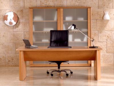 Домашний кабинет в маленькой квартире