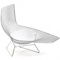 Кресло Bertoia Asymmetric Chaise