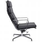 Кресло Eames Soft Pad (С оттоманкой)