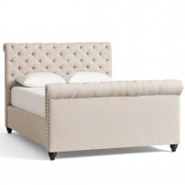 Кровать Chesterfield Bed With Footboard