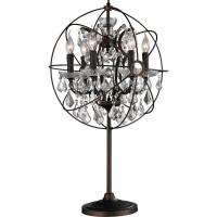 Настольная лампа Foucault Orb Crystal