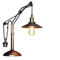 Настольная лампа Industrial Loft Crane 2
