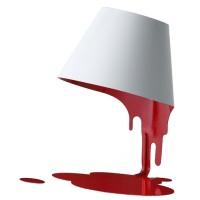 Настольная лампа Liquid