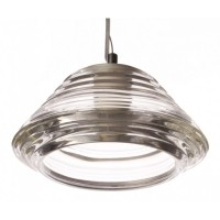 Люстра Pressed Glass Light Bowl