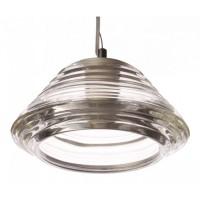 Люстра Pressed Glass Light Bowl