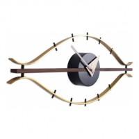 Настенные часы Eye Clock