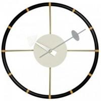 Настенные часы Steering Wheel Clock