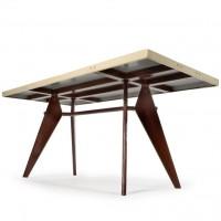 Обеденный стол G-Star-Raw (Металл / 130см)