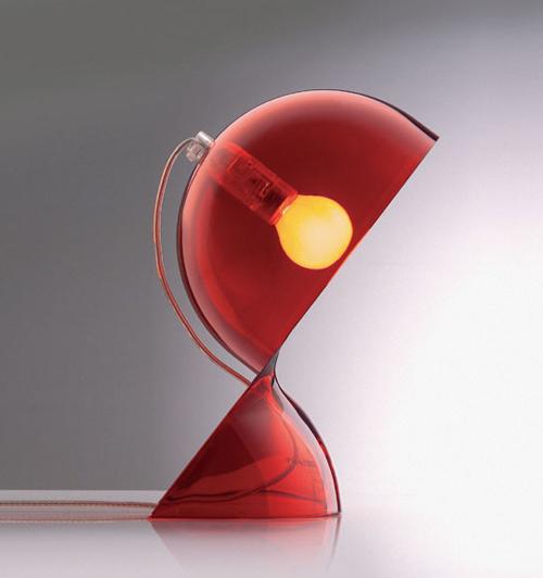 Дизайн настольной лампы